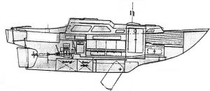 Zeichnung Delphin-002
